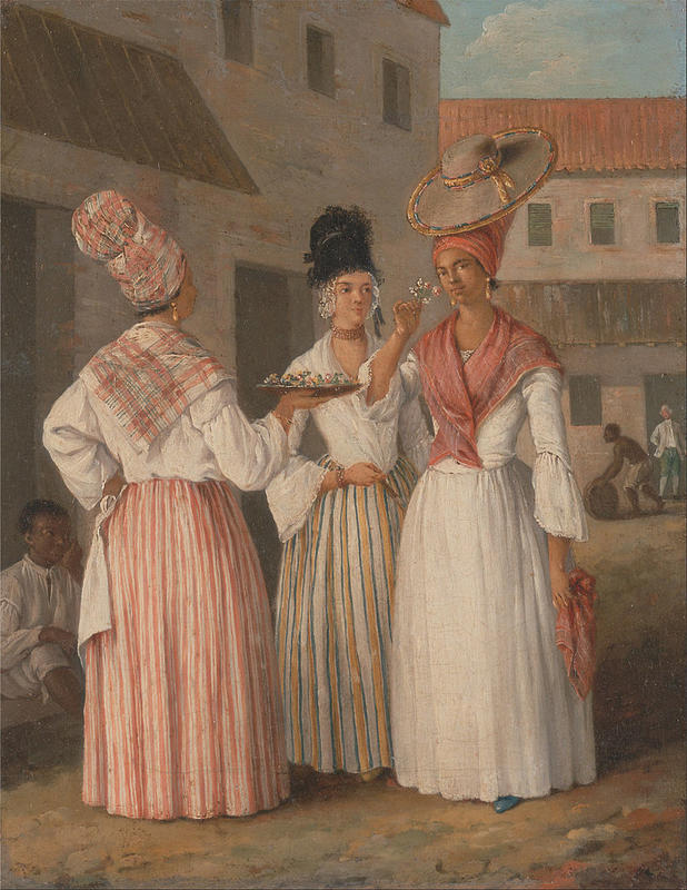 Tignon Laws Forced Black Women To Cover Their Hair | History Daily