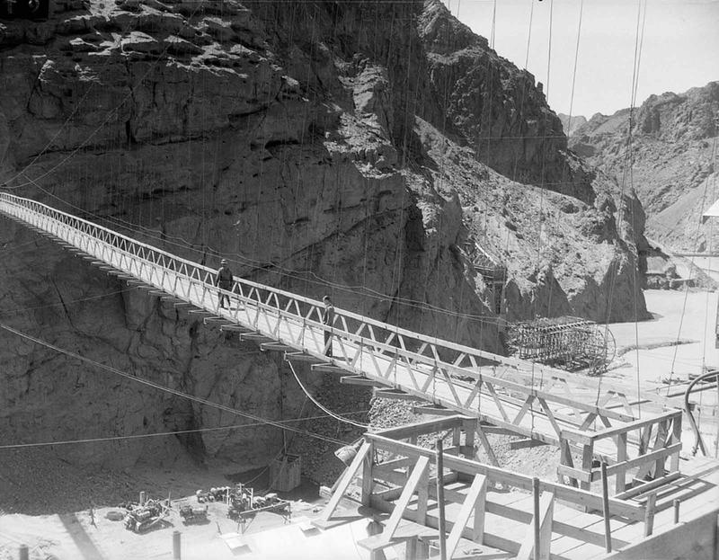 Building the Hoover Dam 4