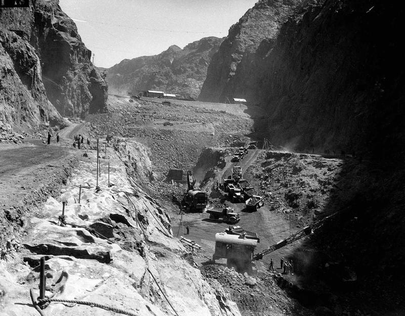 Building the Hoover Dam 6