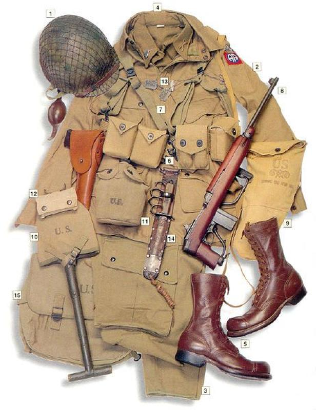 ww2 uniforms 1