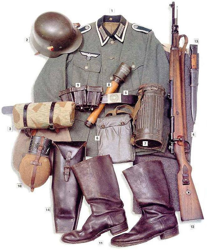 ww2 uniforms 34