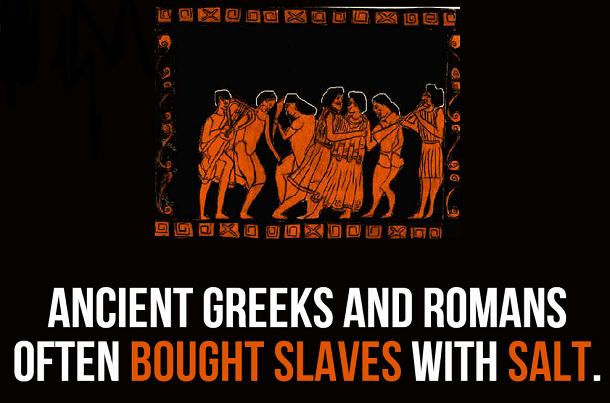 facts about ancient rome - slaves