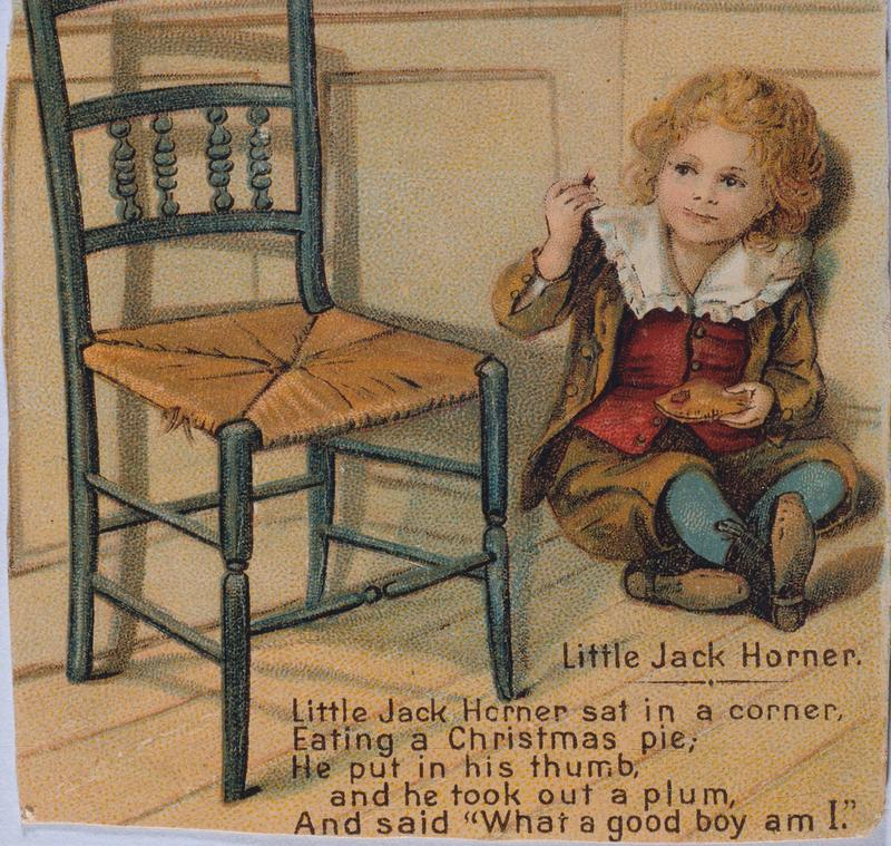 "Nursery Rhymes Are Not What They Seem: The Story Behind ""Little Jack Horner""  