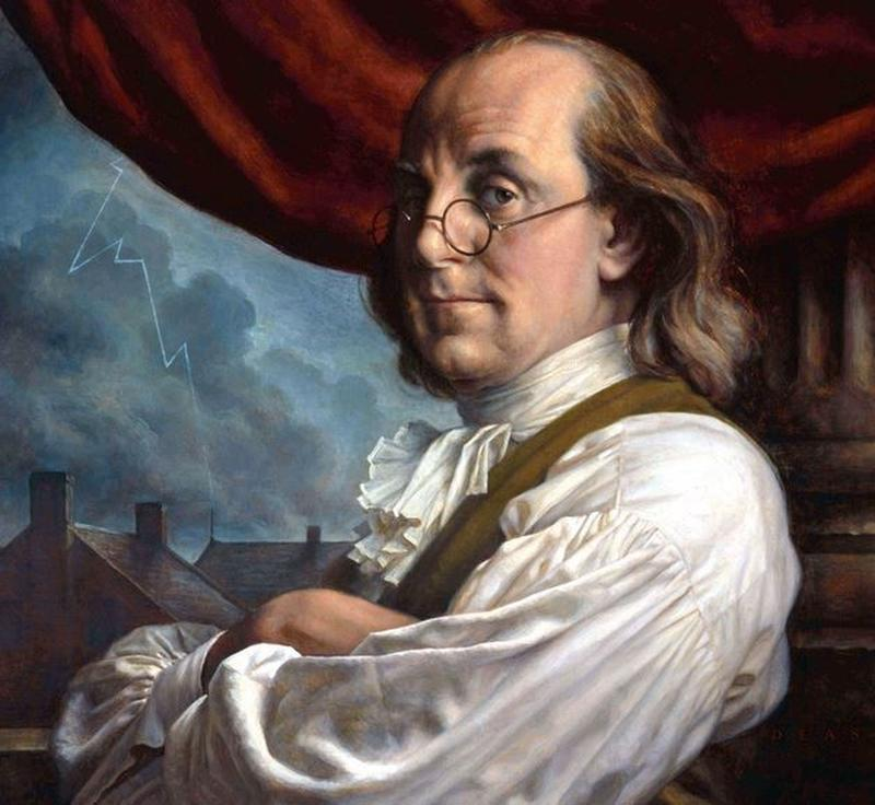 Ben Franklin and His Kite Experiment, The Real Story ...