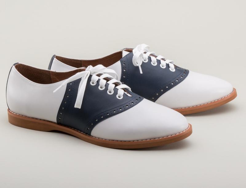 Saddle Shoes: History Of A Fashion